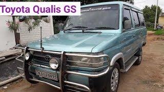Toyota Qualis second hand car sales in Tamilnadu/used Qualis car sales