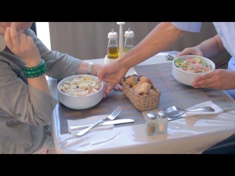 116 Crêperie - salade bar