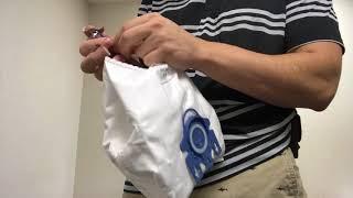 Miele GN 3D Air Clean Vacuum Bags