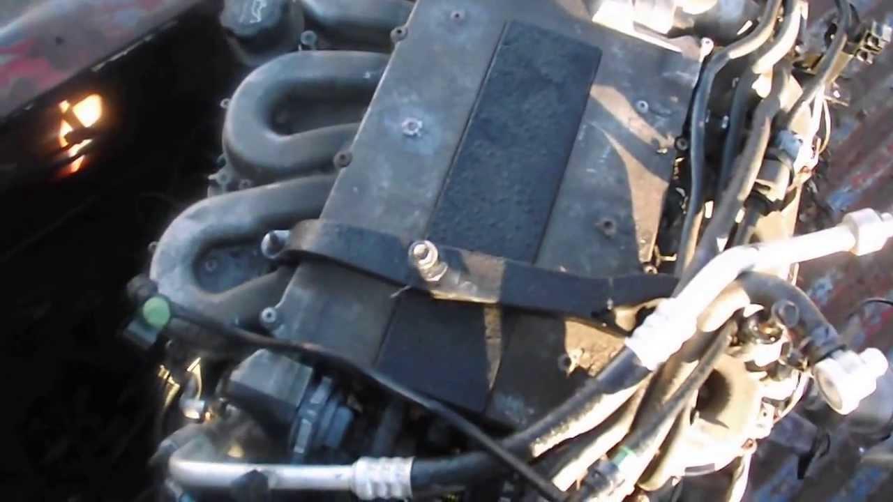 saturn vue 3 0 litre engine sparks plugs change [ 1280 x 720 Pixel ]
