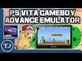 PS Vita GameBoy Advance Emulator! 3.65/3.67/3.68 (mGBA)