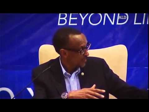 ALD interview with President Paul Kagame