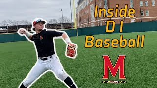 Inside College Baseball at The University of Maryland