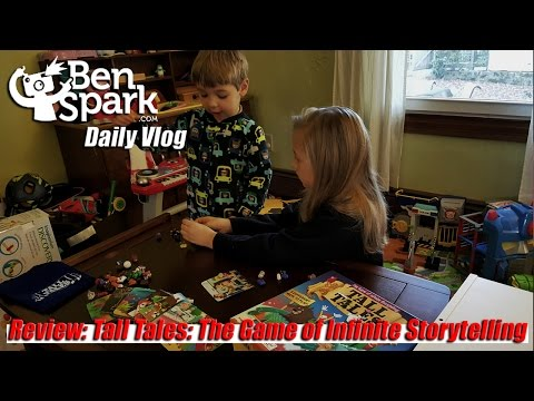 Review: 'Tall Tales: The Game Of Infinite Storytelling'