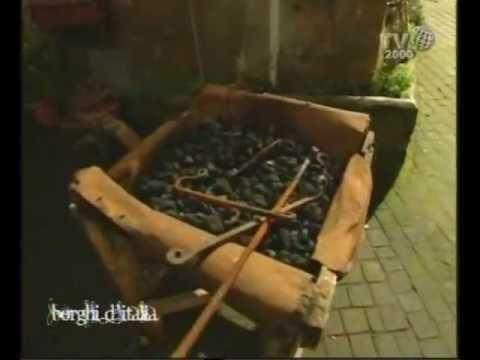 Cellere (VT) - Borghi d'Italia (Tv2000)