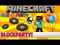 Minecraft Bukkit Plugin - Block Party - Tutorial