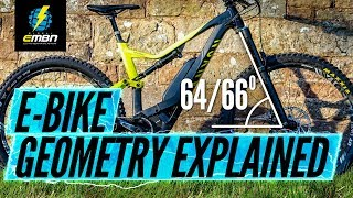 mountain bike geometry