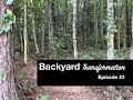 SECRET GARDEN    BACKYARD TRANSFORMATION - EPISODE #2    The Southern Reel Mower