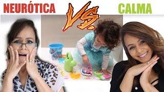 MAE NEUROTICA VS MAE CALMA #5 (BANHO)  | RÊ ANDRADE