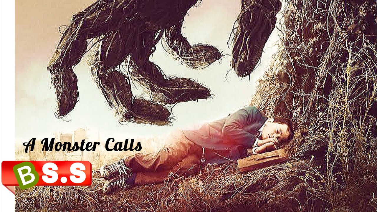 Download A Monster Calls Movie Explained In Hindi
