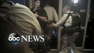 Body cam video shows moment police breached Las Vegas shooter's hotel room: Part 1
