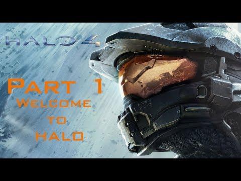 Halo 4 Campaign - Welcome to Halo 4! Forward Unto Dawn