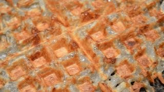 Waffled Hash Browns (simply Filling)