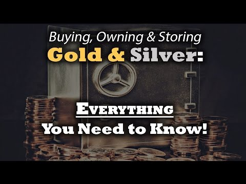 Buying, Owning & Storing Gold & Silver: Everything You Need to Know from Industry Expert Schectman