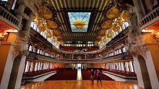 (0.03 MB) Viking Oceans: Barcelona's Hidden Jewel - Palau de la Música Mp3