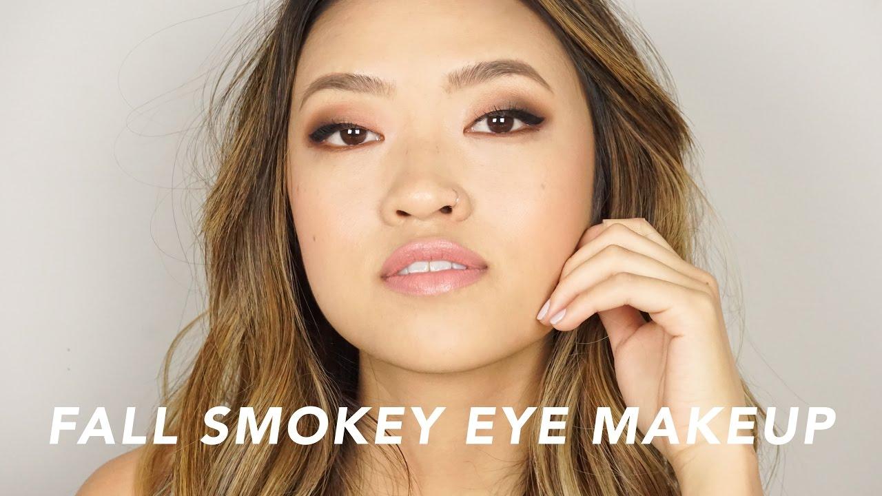 8a2d222ce9c SMOKEY EYE MAKEUP FOR MONOLIDS. Sandy Lin