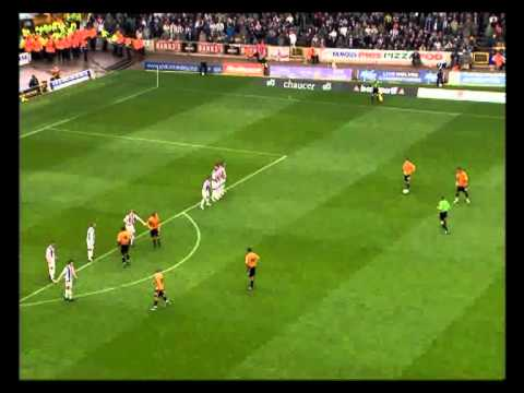 2006-07 Wolves v West Bromwich Albion play off semi final, 1st leg