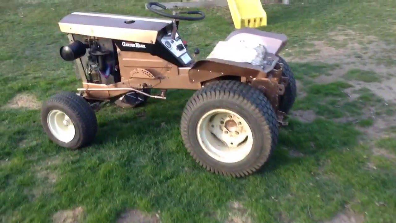 Ward U0026 39 S Garden Tractors