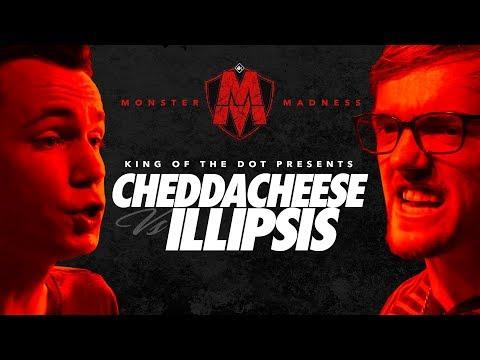 KOTD - Chedda Cheese vs Illipsis   #MM
