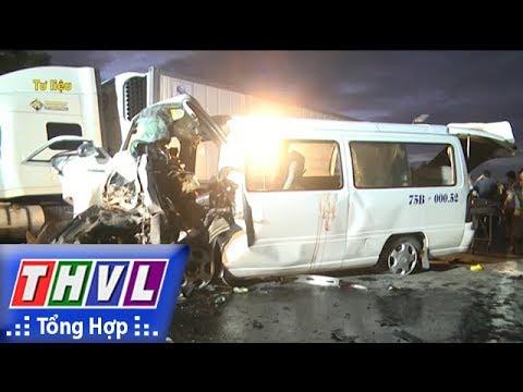 THVL | Giám định tìm nguyên nhân vụ xe rước dâu gặp nạn khiến 13 người thiệt mạng