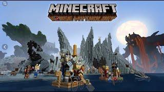 Я прожила 100 дней в мире Скандинавской мифологии. Часть 1.Minecraft.