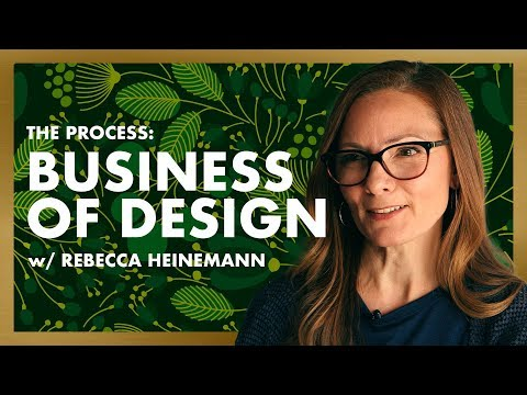 Business of Design Crash Course w/ Rebecca Ep. 5