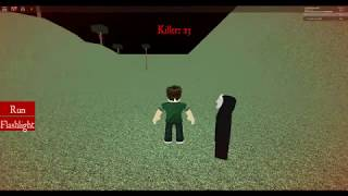 Survival Horror roblox game