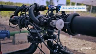 alphadisc™过滤器 - 冬季滤波器|netafim