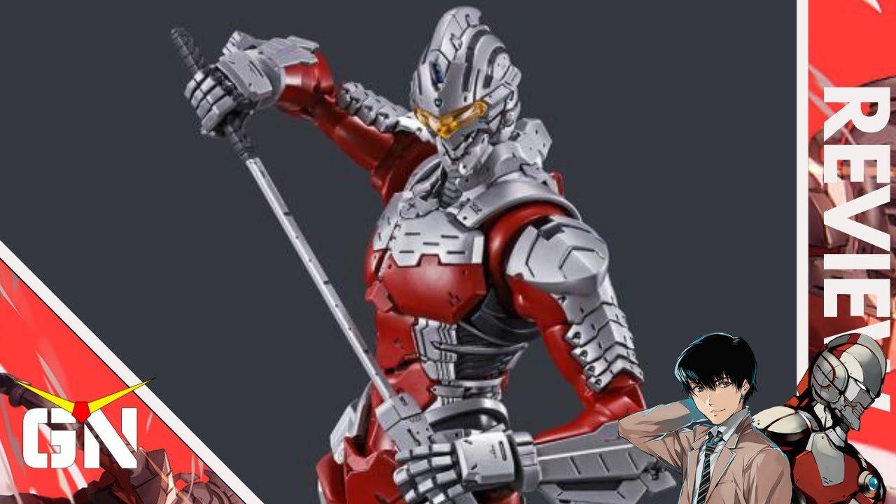 If You Need A Break From Gunpla Figure Rise Ultraman 7.5 Action | REVIEW