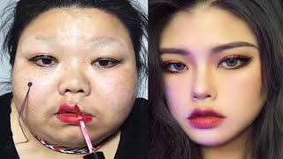 Asian Makeup Tutorials Compilation 2020 - 美しいメイクアップ / part189