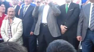 Kulüp Başkanı ve Belediye Başkanı'nın Açıklamaları