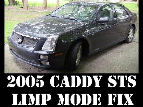 2005 Cadillac STS – P2119 limp mode repair – 320HP v8 RWD luxury Northstar