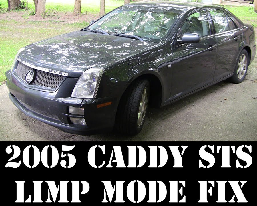 2005 Cadillac Sts P2119 Limp Mode Repair 320hp V8 Rwd Luxury Northstar You