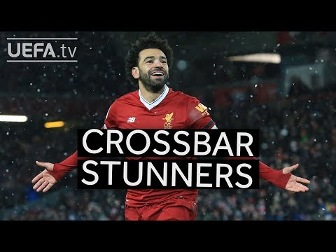 SALAH'S STUNNER: Ten great strikes in off the crossbar