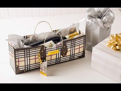 True  - Wine Bags