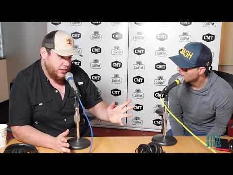 Bobby Bones Interviews Luke Combs