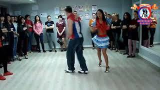 Танцуй в удовольствие! Открытый урок по латиноамерикнским танцам в школе Павлова