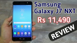 Samsung Galaxy J7 NXT Launch Today Rs 11,490 Review In Hindi | Techno Rohit |