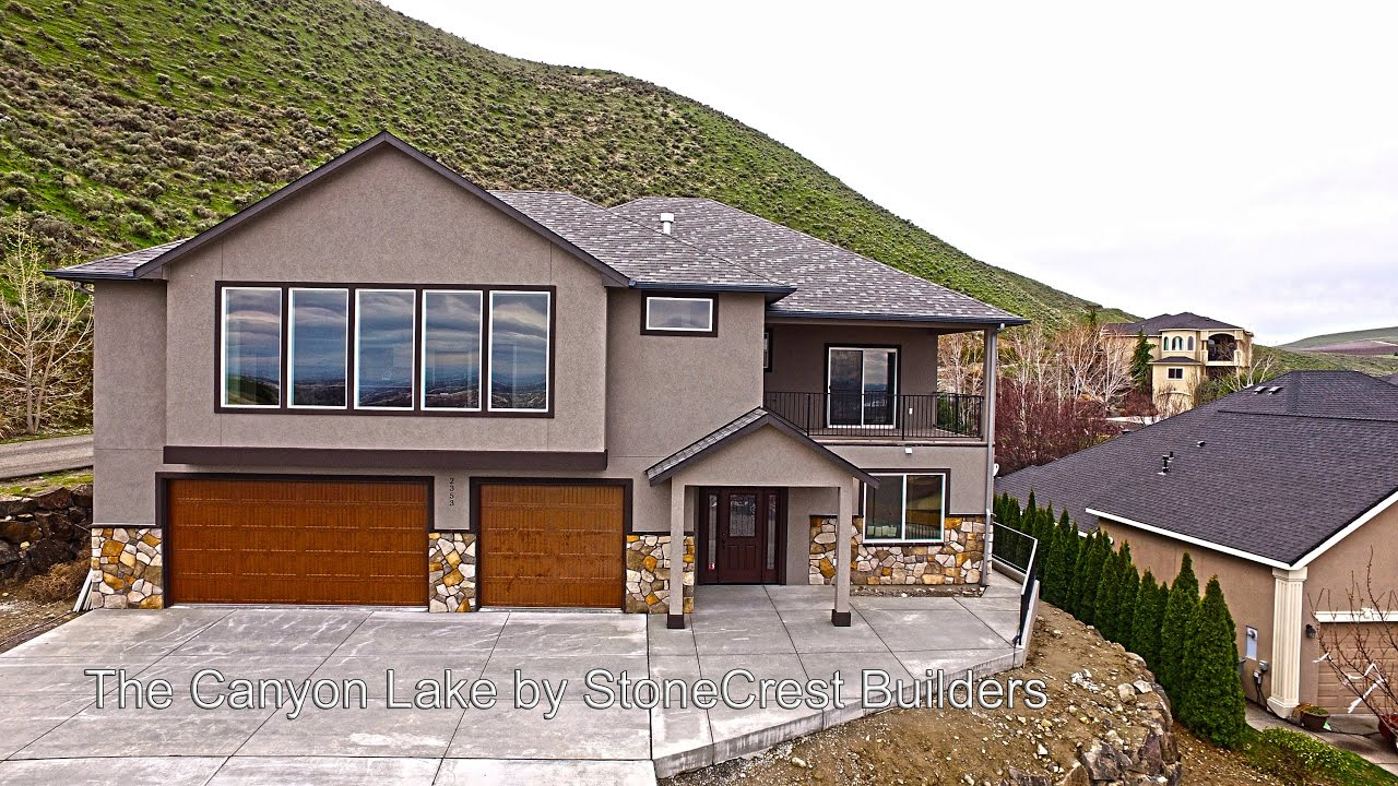Video tour for stonecrest builders the canyon lake ken for Stonecrest builders