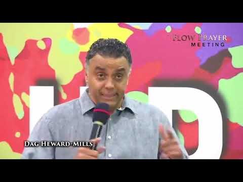 Flow Prayer Meeting 8/12 /2020 DAG HEWARD-MILLS