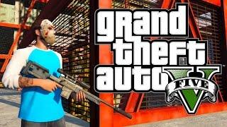 سباقات متنوعة ومهمات جد صعبة مع العصابات في لعبة قراند 5 - Grand Theft Auto V PC