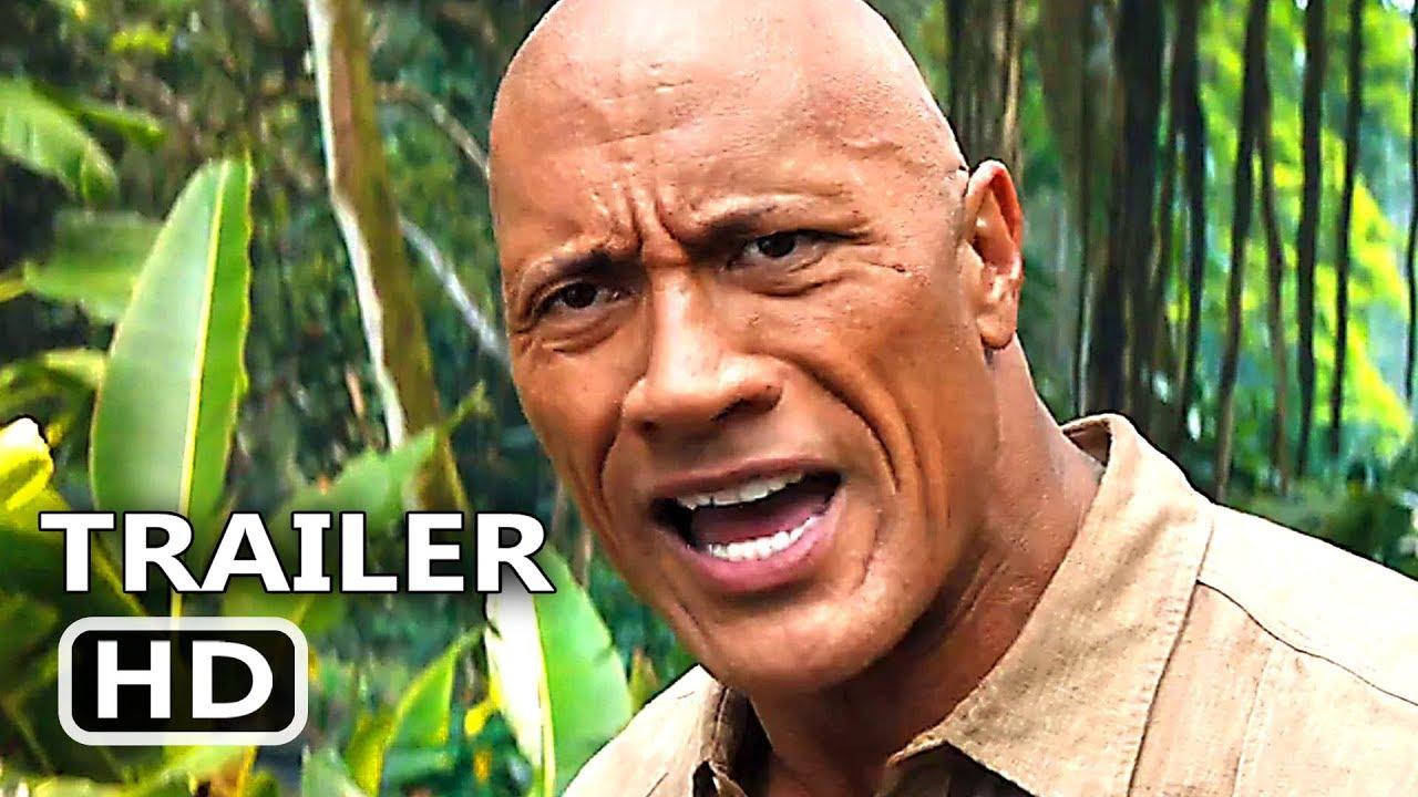 Download JUMANJI 3 Official Trailer (2019) Dwayne Johnson, Kevin Hart, Next Level Movie HD