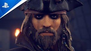 Swordsman VR - Dismemberment \u0026 Pirates (Free Update) | PS VR
