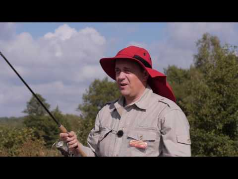 Рыболовные расследования. Сезон 2. Разница в дальности заброса длинным и коротким спиннингом