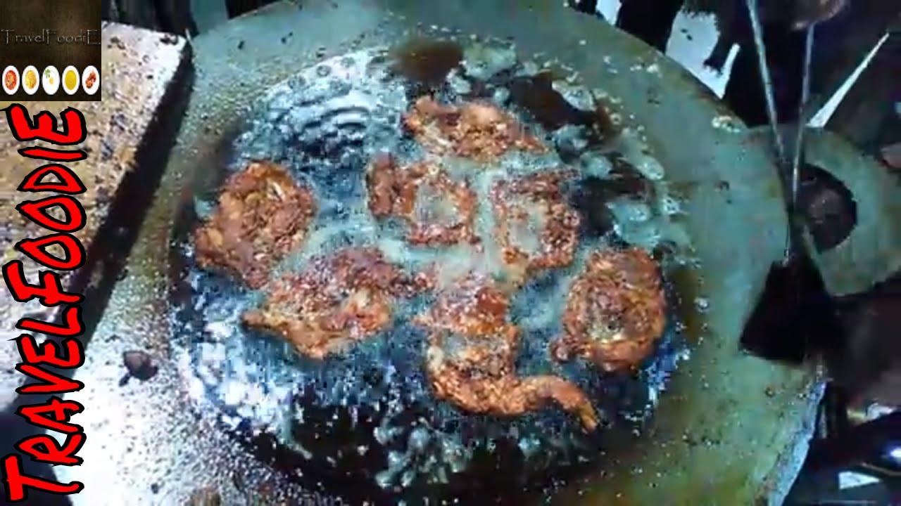 Chicken Chaap at Bismillah Kebab - YouTube