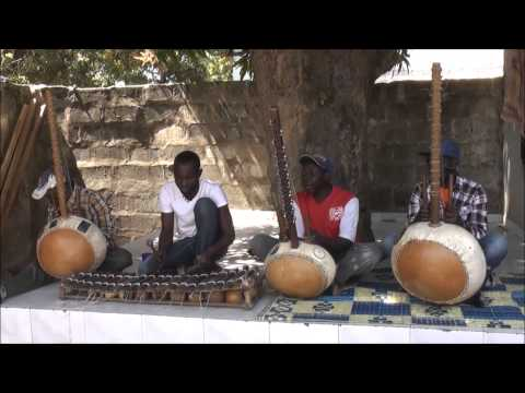 Djembe in Gambia