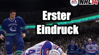 Erster Eindruck: NHL 14 (HD - PlayStation 3)