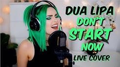 Dua Lipa - Don't Start Now (Bianca Cover)