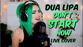Baixar Dua Lipa - Don't Start Now (Bianca Cover)