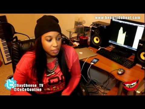 female producer CeCe Interview On Say Cheese TV